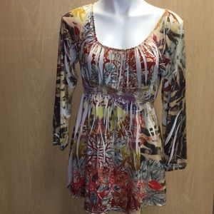 Style & Co Long Top